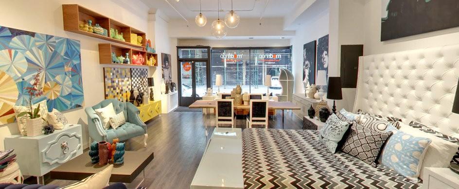 High End Furniture store deliver